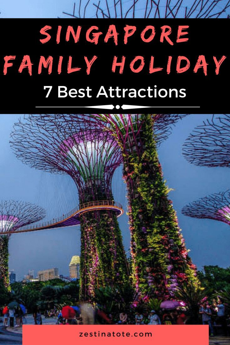 Interesting Places In Singapore For A Family Holiday Singapore Travel Best Places In Singapore Malaysia Travel