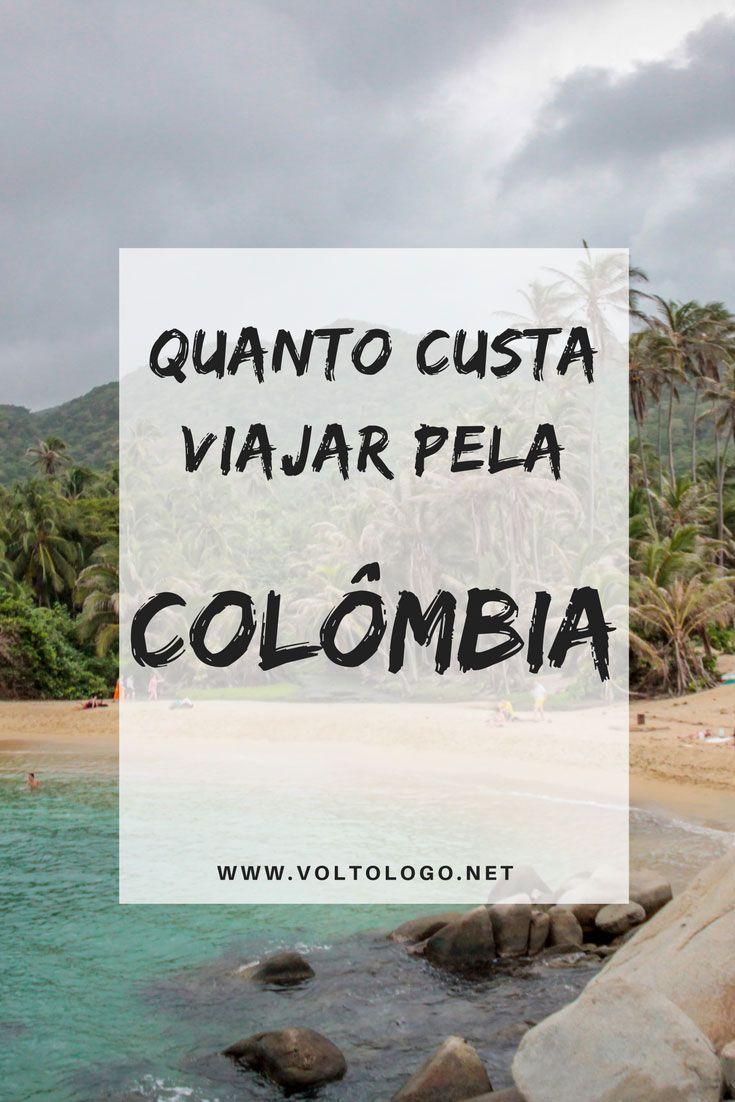 Quanto custa viajar pela Colômbia? Dicas de preços de passagem aérea, transporte terrestre, hospedagem, alimentação e passeios nas principais cidades turísticas colombianas.