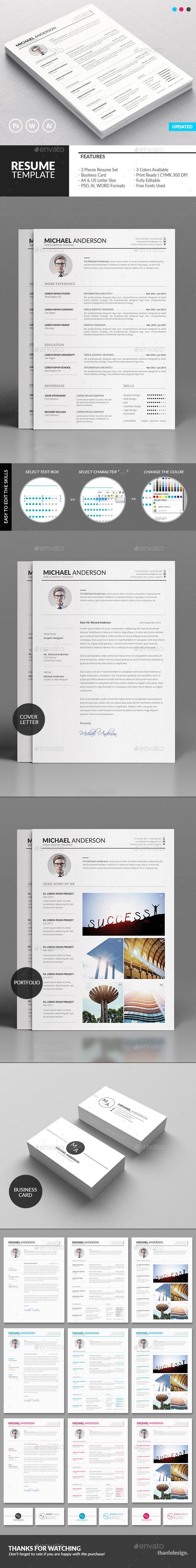 Resume Resume design template, Print design template, Resume