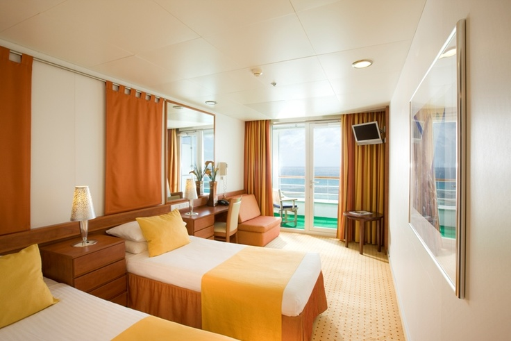 Balcony Cabin, Pacific Jewel