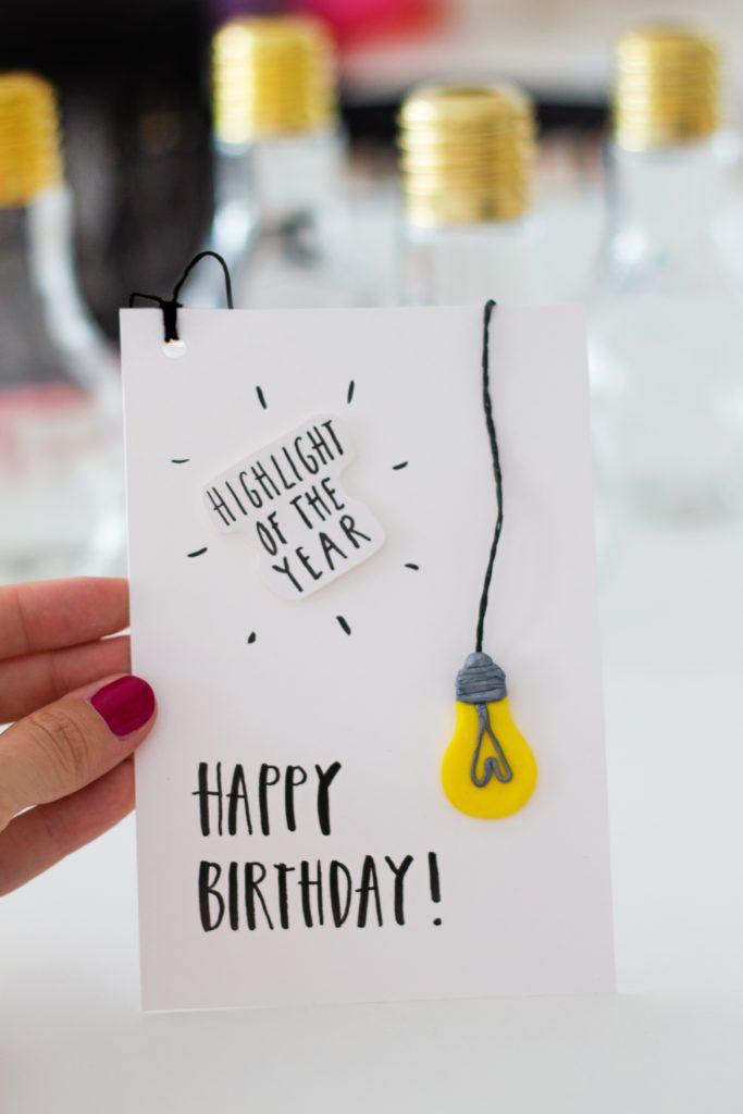 Verjaardag Cadeau.3 Diy Ideeen Voor Een Origineel Verjaardagscadeau Creative