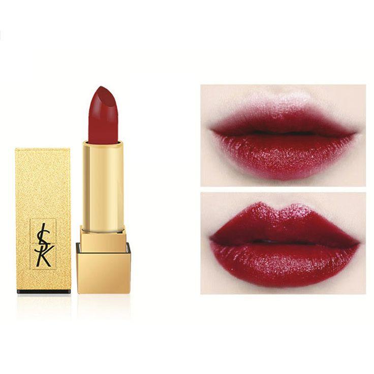 Liquid Lipstick Lasting Moisturizing Vampire Batom 6 Colors Labiales Mate Larga Duracion #Affiliate