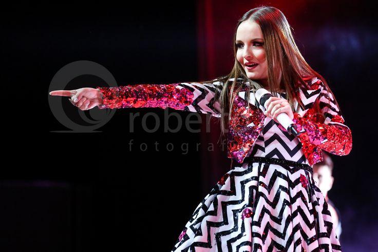 Show de Larissa Manoela no Metropolitan, Barra da Tijuca, RJ. Foto: Roberto Filho. (04/09/16)