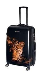 National Geographic Leopard 28 Inch Hardside Rollaboard  - Hard Sided Travel Bags