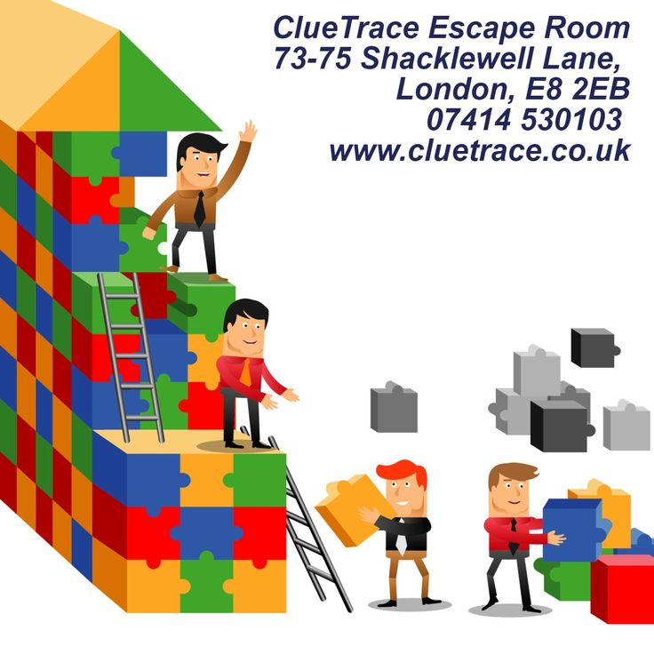 Come and play at ClueTrace and explore the thrilling new world of live escape games.  http://wu.to/AJ75X1  #TeamBuilding #London #Fun