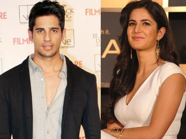 Sidharth Malhotra is super excited for the launch of his new movie with Katrina. This is the first time when the fans of both actors watch them together.