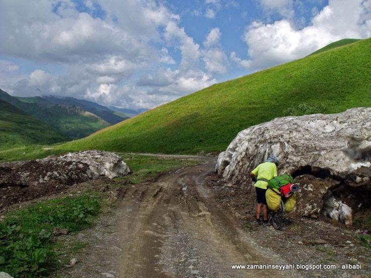 Zamanın Seyyahı: Zagari Geçidi-Mestia ( Gürcistan Bisiklet Turu-9)