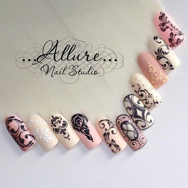 Pretty nails art design