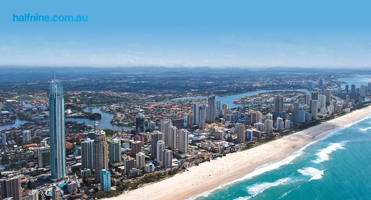 Gold Coast, Queensland.  This place is packed with things to do, if you can't find some entertainment here then you're in real trouble.  It's big and brassy and open all hours, loads of fun for family holidays too with Dreamworld, Movieworld, Seaworld all here.