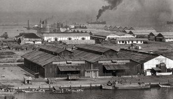 Tanjoeng Perak Soerabaja 1928 (Document Koloniale Monumenten Nederlans Indie)