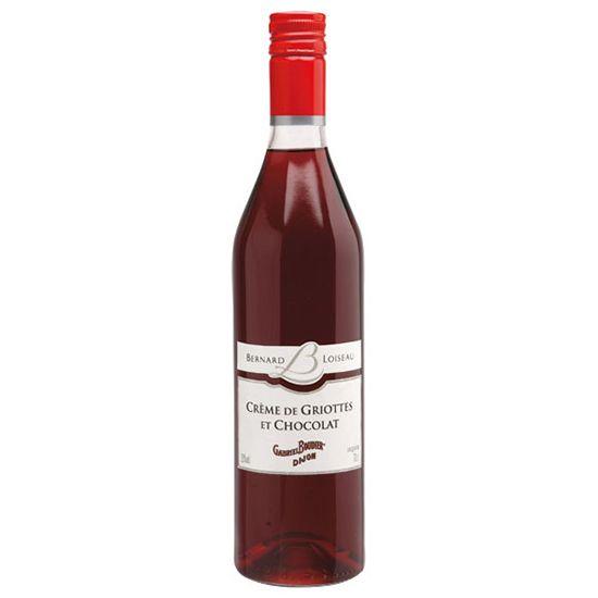 Liqueur de Griotte & Chocolat - Gabriel-Boudier - Etre Gourmand