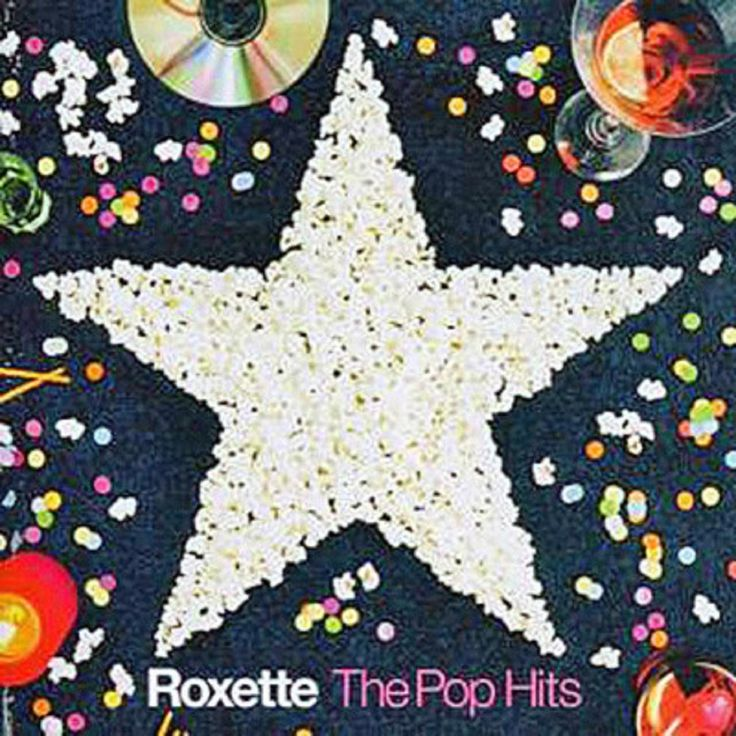 Roxette-The Pop Hits CD