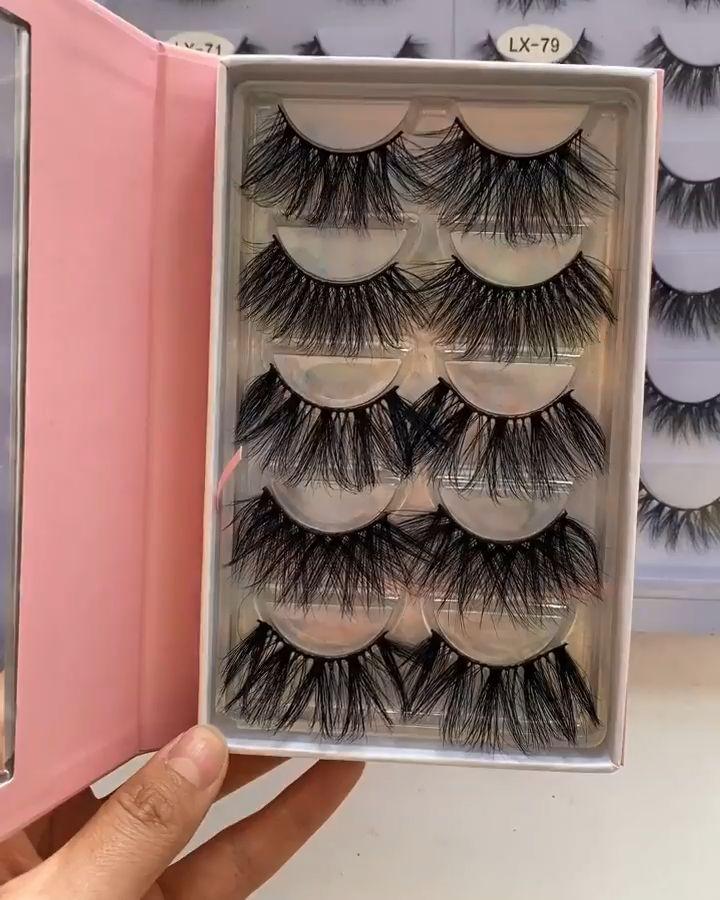 3d mink eyelashes video in 2020 false lashes makeup