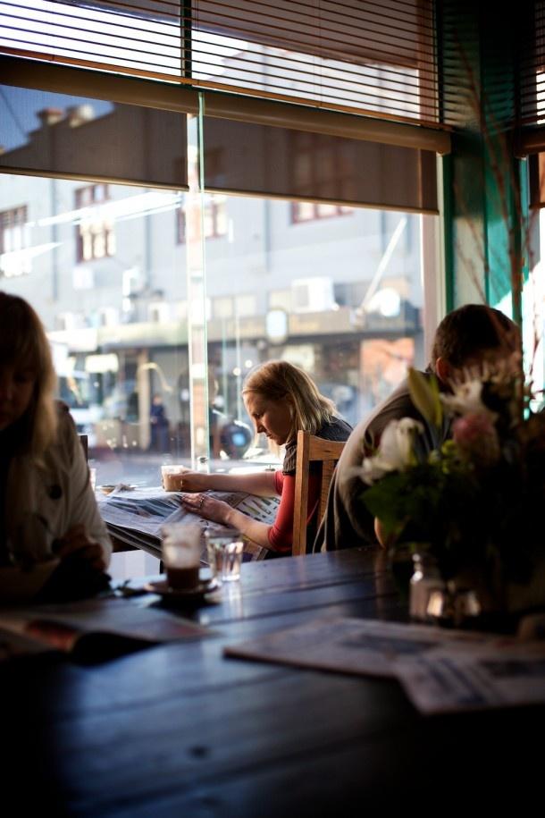 #Melbourne #cafe #Yarraville Cornershop