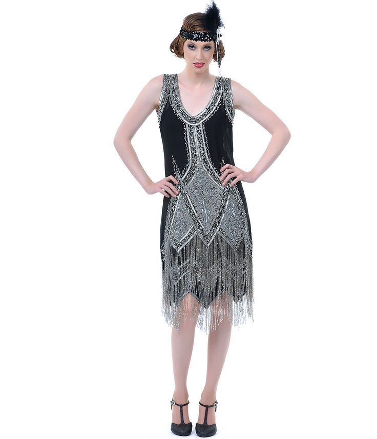 Traditional Flapper Dresses
