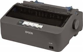 Epson LX-350 Head epson company launched a new type of printer, Epson introduced a new printer that has a reliable technology and quality hampirsama to its predecessor, but who has a speech more compact and robustness.Easy to combine, Epson LX-350 has a Parallel, Serial and USB interfaces also see the standard, and be healthy neatly to the table because of the layout of the cable compact and modern control system.
