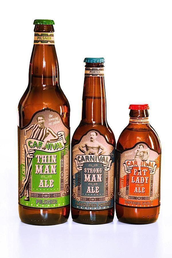 Awesome Beer Label Design