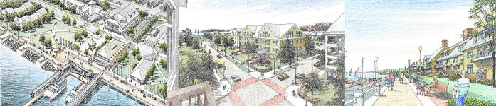 Traditional Neighborhood Design in existing urban cities.  Mass.gov
