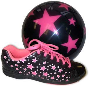 Ten Pin Bowling Shoes Ladies