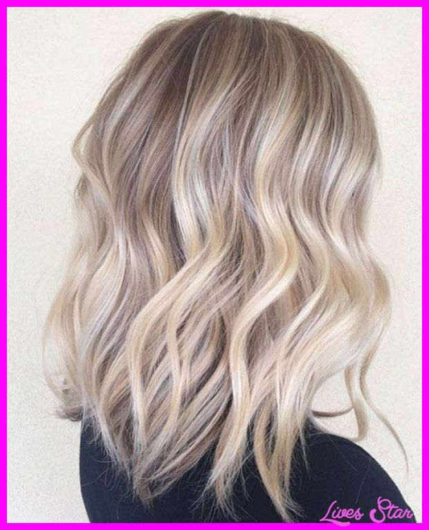cool Medium length dirty blonde haircuts