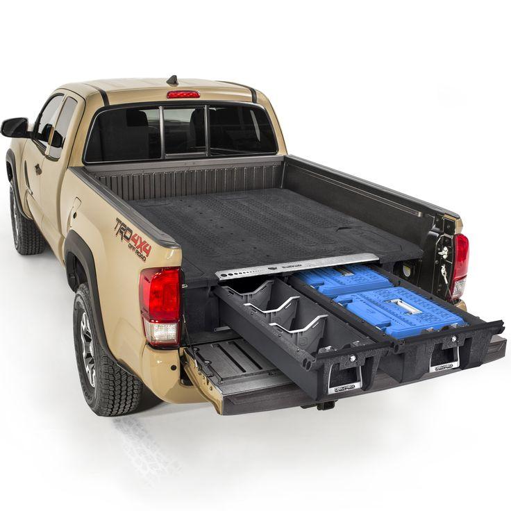25 unique truck bed storage ideas on pinterest toyota el cajon diy vehicle storage drawers. Black Bedroom Furniture Sets. Home Design Ideas