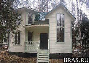 продам деревянный дом в современной деревне Криушкино | Сергиев Посад объявление №2839