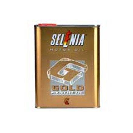Λιπαντικό Αυτοκινήτου Selenia Gold Synth 2lt
