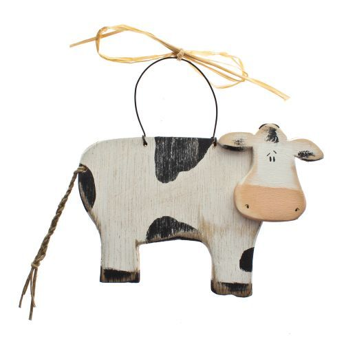 cow shabby chic hand made - Buscar con Google