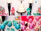 Gender reveal party ideas...very clever ...IF and thats a HUGE IF ..we ever decide to have another...