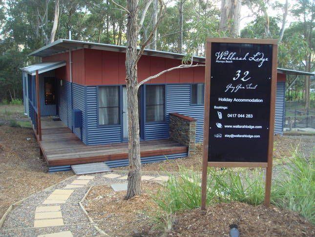 Wallarah Lodge, lake, pool, bush, a Lake Macquarie House | Stayz