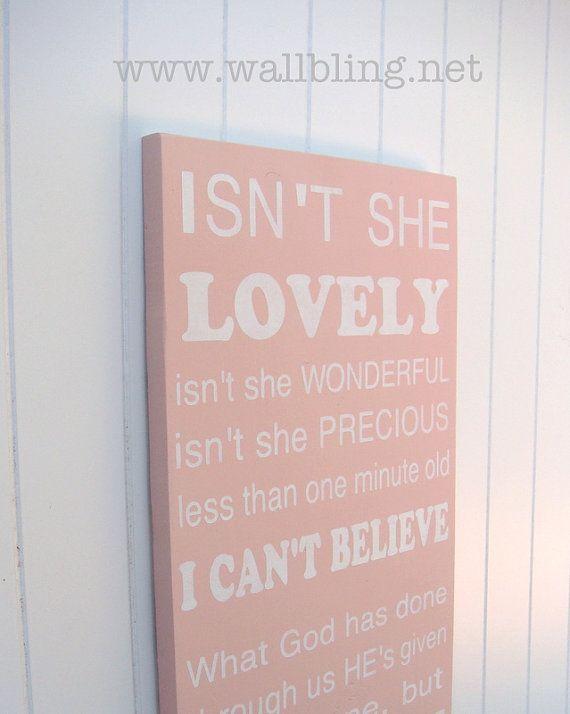 for baby girls room