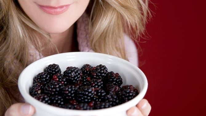 Černice vynikajú svojou chuťou, ale najmä zložením zdraviu prospešných látok.