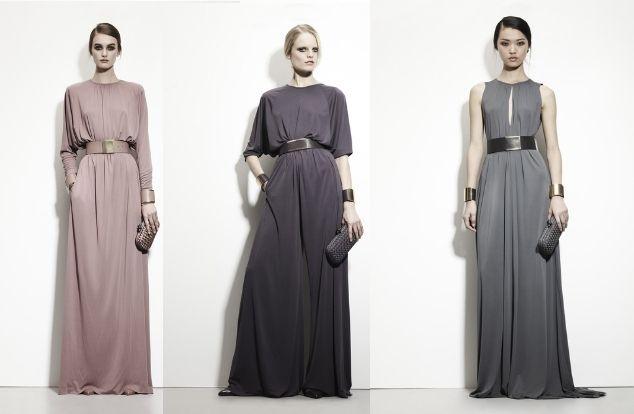 Чистые линии Bottega Veneta Pre-Fall 2013 : Красота : Мир женщины : Subscribe.Ru