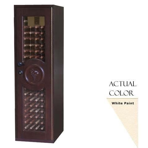 Vinotemp Vino-250concord-w 160 Bottle Concord Series Wine Cellar - Glass Doors / White Cabinet by Vinotemp. $4289.00. Vinotemp VINO-250CONCORD-W 160 Bottle Concord Series Wine Cellar - Glass Doors / White Cabinet. VINO-250CONCORD-W. Wine Cellars. The popular Concord style features a beautiful hand-carved grape motif on its dual-paned glass door and this Wine Cellar stores up to 160 bottles of wine. This gorgeous piece of oak furniture fits beautifully inside the living and ...