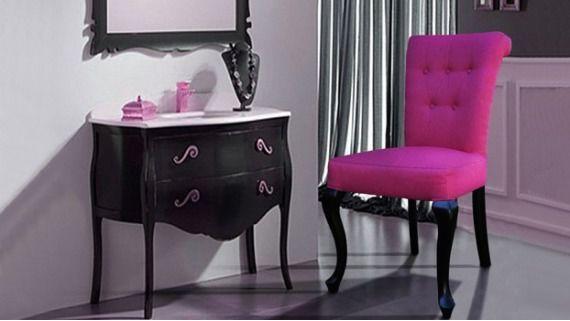 Krzesło tapicerowane Verdi III
