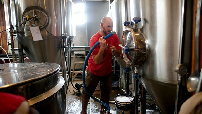 San Diego Craft Brewery Improves Sustainability by Tapping Into Recyclable Water