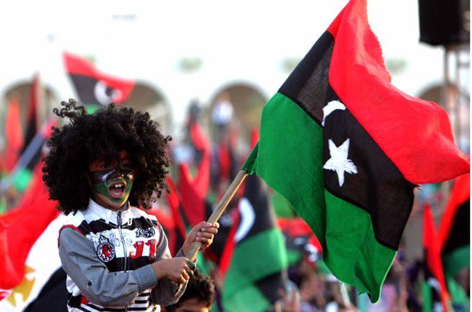 Timeline of decisive battles and political developments in Libya's uprising against Muammar Gaddafi.