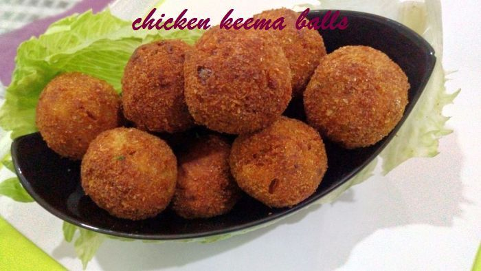 Chicken keema Balls Easy Spicy Snack -ifthar special easy recipe with chicken keema ,potatoes, onions and spices.