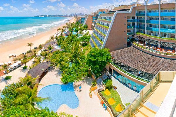 Groupon Viagens - Natal/RN – Serhs Natal Grand Hotel