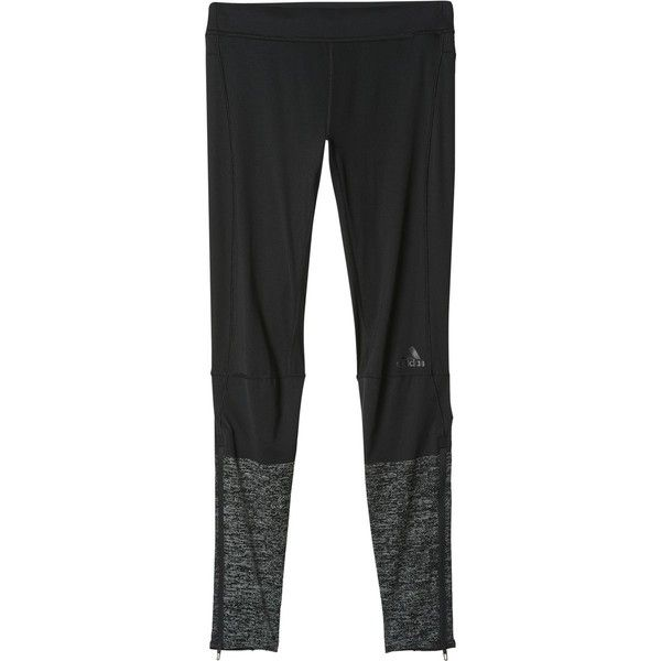 Adidas Supernova Long Tights ($80) ❤ liked on Polyvore featuring men's fashion