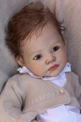 Rainer Reborn Kit Romie Strydom Sold Out Bears Dolls
