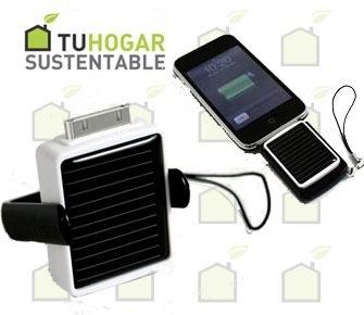 Cargador Solar Para Iphone