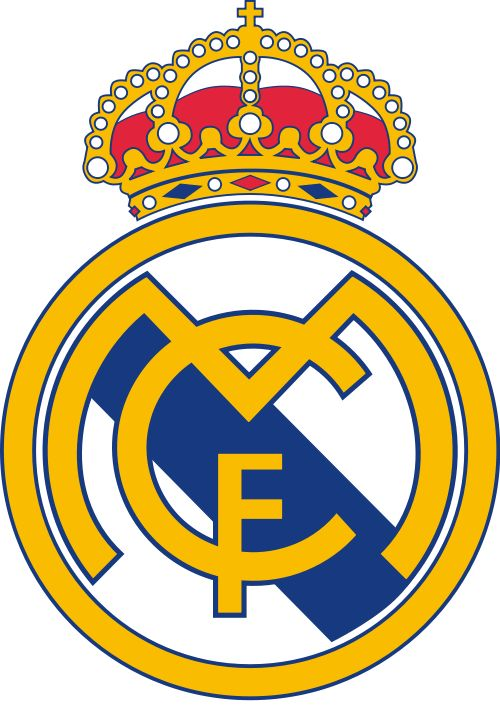 Real Madrid CF crest