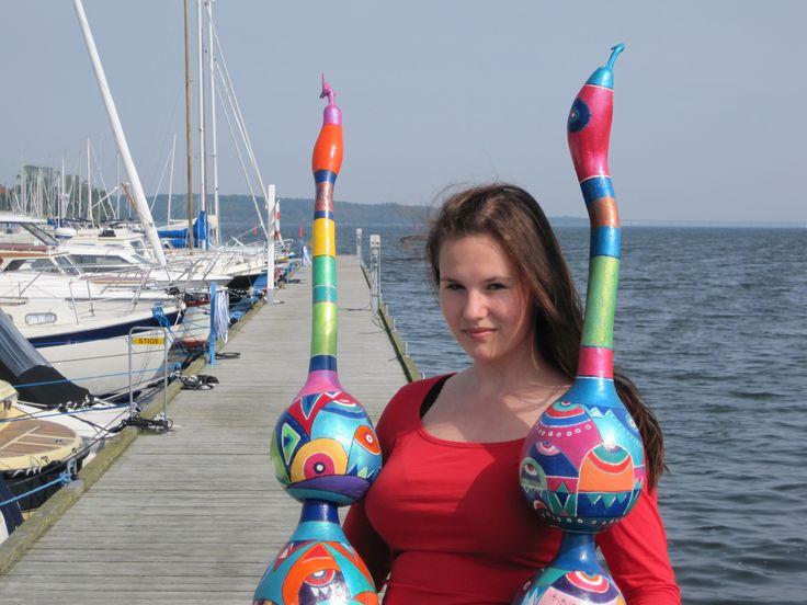 Kalabas Art from Denmark