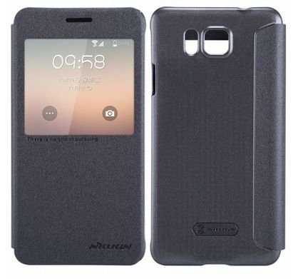 Nillkin S View Smart Case Preview - Μαύρο Sparkle (Samsung Galaxy Alpha G850F) - myThiki.gr - Θήκες Κινητών-Αξεσουάρ για Smartphones και Tablets - Χρώμα Μαύρο Sparkle