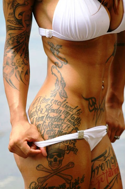 Ink Inked – Ink Inked added a new photo., Sexy babe