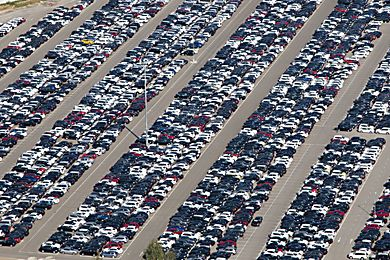Unsold Car Inventory Means New Car Deals