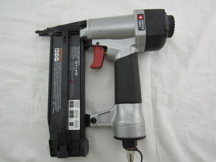 Porter Cable Pneumatic 18-Gauge Brad Nailer BN200SB
