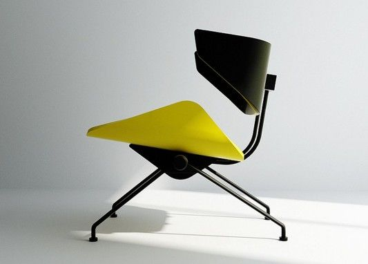 Ergonomic Chair For Home Office Concept Meeting