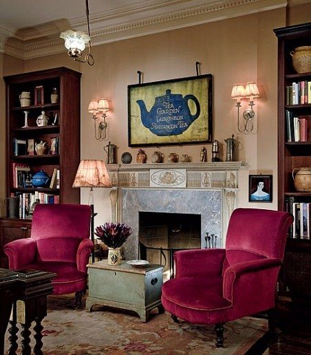 Tour Woody Allen S English Country Style Manhattan Townhouse